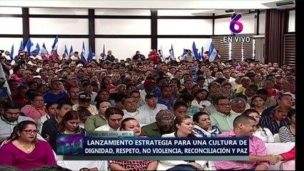 Estrategia Nacional para una Cultura de Dignidad, Respeto, No Violencia, Reconciliación y ni Paz