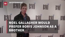 Noel Gallagher Keeps Hating On His Brother