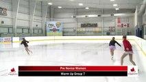 2020 Skate Ontario Sectionals - Pre-Novice Women - Short Program (Skaters 31 - 61)
