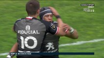 Late Rugby Club - TOP 3 de Cheslin Kolbe avec le Stade Toulousain