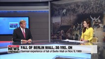 The fall of the Berlin Wall, 30 years on: Reflection from a divided Korea Bernhard Seliger
