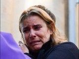 Obsèques de Marie Laforêt  le bouleversant chagrin de sa fille Lisa Azuelos