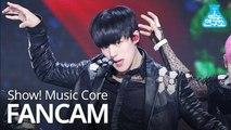 [예능연구소 직캠] MONSTA X - Alligator (MINHYUK), 몬스타엑스 - Alligator (민혁) @Show Music core 20190302