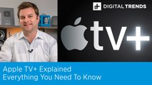 Apple TV+ Explained | Everything You Need To Know