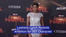Lashana Lynch And The Feminist 007 Character