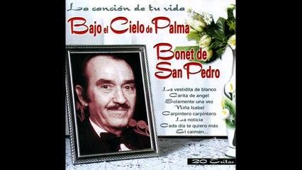 Bonet de San Pedro - Amor