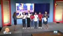 LIVE ON BAGONG PILIPINAS: Hiyas ng Pilipinas Dance Company