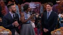 """Jason Ritter Teases 'Frozen 2' Role as Kristoff's """"Wingman"""""""