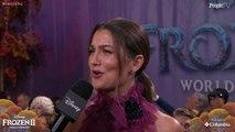 'Frozen' Newcomer Rachel Matthews Was Most Excited to Meet Josh Gad: Olaf Is Everything!