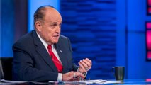 US Diplomat Testifies To Congress About Rudy Giuliani