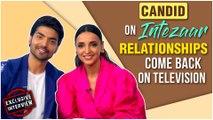 Gurmeet Choudhary & Sanaya Irani Talk About Their Song Intezaar, Arijit Singh | EXCLUSIVE