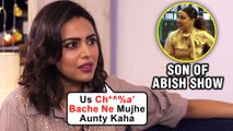 Swara Bhasker Might Get Arrested For Abusing A 4 Year Old Kid In PUBLIC