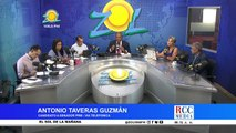Tremenda Discusión entre Julio Martínez y Antonio Taveras sobre revelación