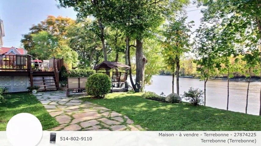 Maison - à vendre - Terrebonne - 27874225