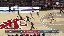 NCAA College Basketball Washington St vs Seattle Highlights - November 7, 2019