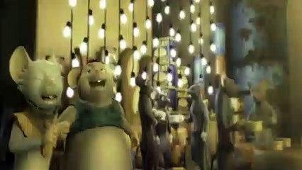 《勇鼠的奇幻旅程》官方中文預告 Gamba Official Trailer