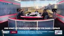 La chronique d'Anthony Morel : Une start-up française envoie du vin dans l'espace - 08/11