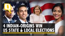 US State and Local Elections: Four Indian-Origins Win Big