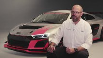 2020 Audi R8 LMS GT4 - Interviews mit Chris Reinke, Leiter von Audi Sport customer racing