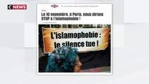 Pourquoi la manifestation contre l'islamophobie prévue dimanche fait débat