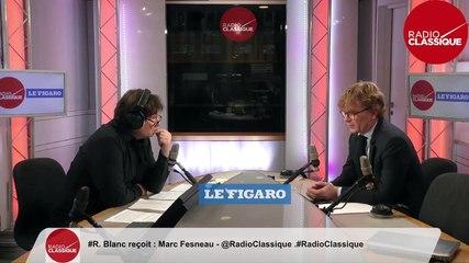 Marc Fesneau - Radio Classique vendredi 8 novembre 2019