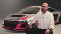 2020 Audi R8 LMS GT4 - Interview with Chris Reinke, Head of Audi Sport customer racing