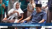 Unik, Pasutri di Aceh Singkil Bersaing Jadi Kades