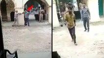 कानपुर: SO ने थाने में युवक को खंभे से बांधकर बेरहमी से पीटा, देखें VIDEO