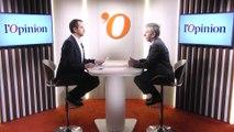 Otan: «Macron a le mérite d'appeler un chat un chat!», juge Alain Minc (économiste)