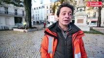 VIDEO. Poitiers : la ville teste les arbres du square de la République