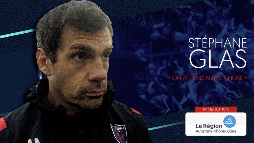 Video : Video - Stéphane Glas : « Les joueurs ont une revanche à prendre »