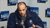 Saïd Ennjimi, président de la ligue de football Nouvelle-Aquitaine, invité de France Bleu Gironde