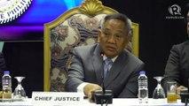 CJ Peralta defends QC judge who issued search warrants vs activists