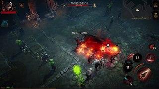 Gameplay comentado Diablo Immortal