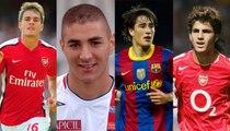 تعرّف على أصغر 10 لاعبين سجلوا اهدافاً في تاريخ دوري الابطال