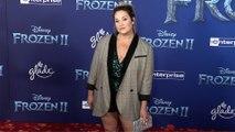 "Emma Hunton ""Frozen 2"" World Premiere Red Carpet"