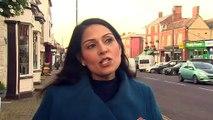 "Patel: Fast track ""NHS visa"" for overseas doctors and nurses"