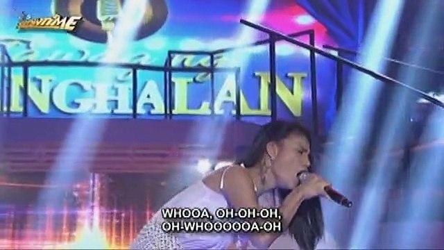 Kumikerong Anak ng Cebu Dave Alcano may kakaibang performance sa Tawag ng Tanghalan
