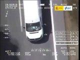 VÍDEO: Este conductor de furgoneta es todo un peligro al volante