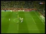 France 1-0 Brésil  quart de finale 2006