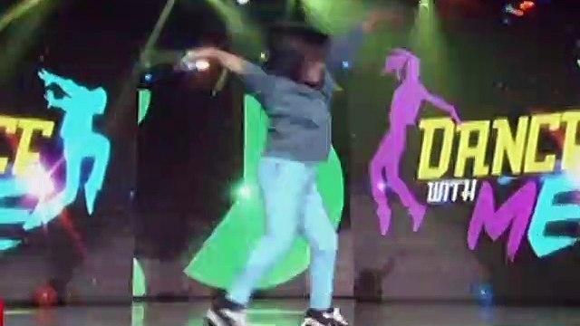 Dance Princess Maja Salvador's supah showdown with the Top 8 semi-finalists of Dance Kids on Dance With M.E.