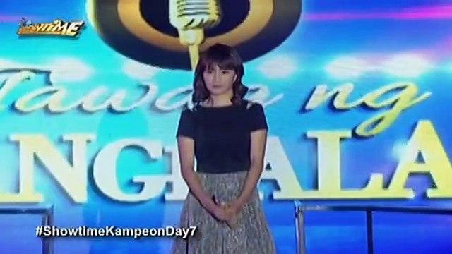 Rachel Gabreza nanatiling defending champion ng Tawag ng Tanghalan