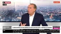 Morandini Live : Alain Delon violent avec les femmes ? Henry-Jean Servat prend sa défense