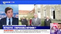 Réforme des retraites: Delevoye s'explique - 08/11