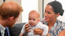 Prince Harry and Meghan Markle's son is crawling