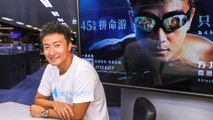 Singer Alex Fong raises over US$1 million for charity by swimming around Hong Kong Island