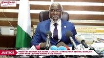Procès de Charles Blé Goudé à Abidjan : Le procureur général d'Abidjan, Lebry Marie-Leonard répond à ses avocats