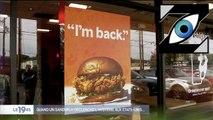 [Zap Télé] Le sandwich qui rend fou les États-Unis ! (08/11/19)