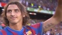 لاعبون غادروا برشلونة بسبب ميسي