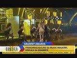Pinakamagagaling sa music industry, kinilala sa Grammys